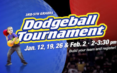 Dodgeball Tournament (3rd-5th)