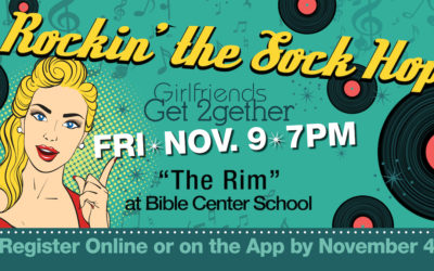 Rockin' the Sock Hop – Women's Event
