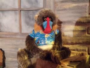 baboon-puppet