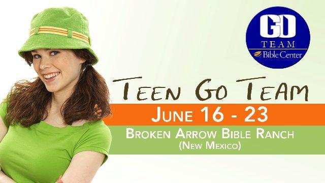 13 Teen GO Team