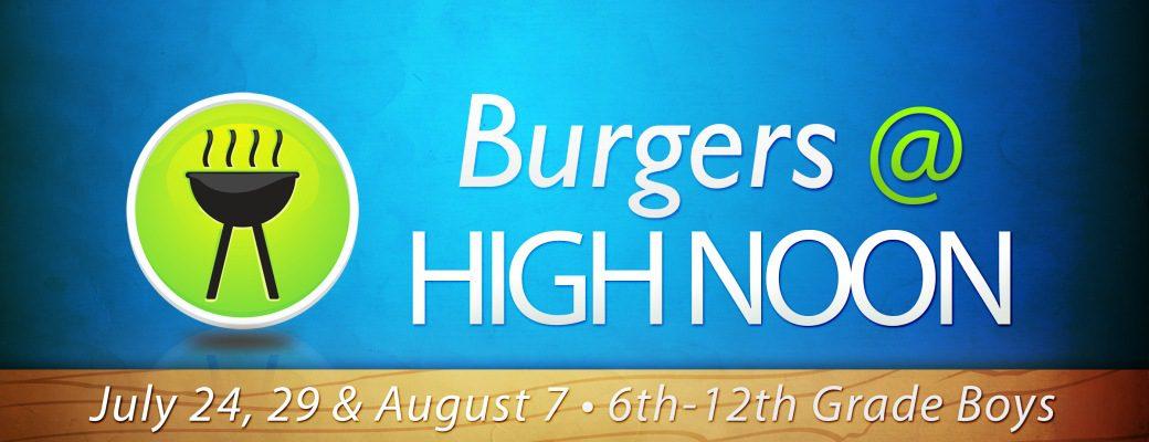 Burgers at Noon 2