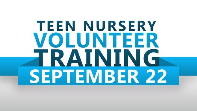 13 Teen Training