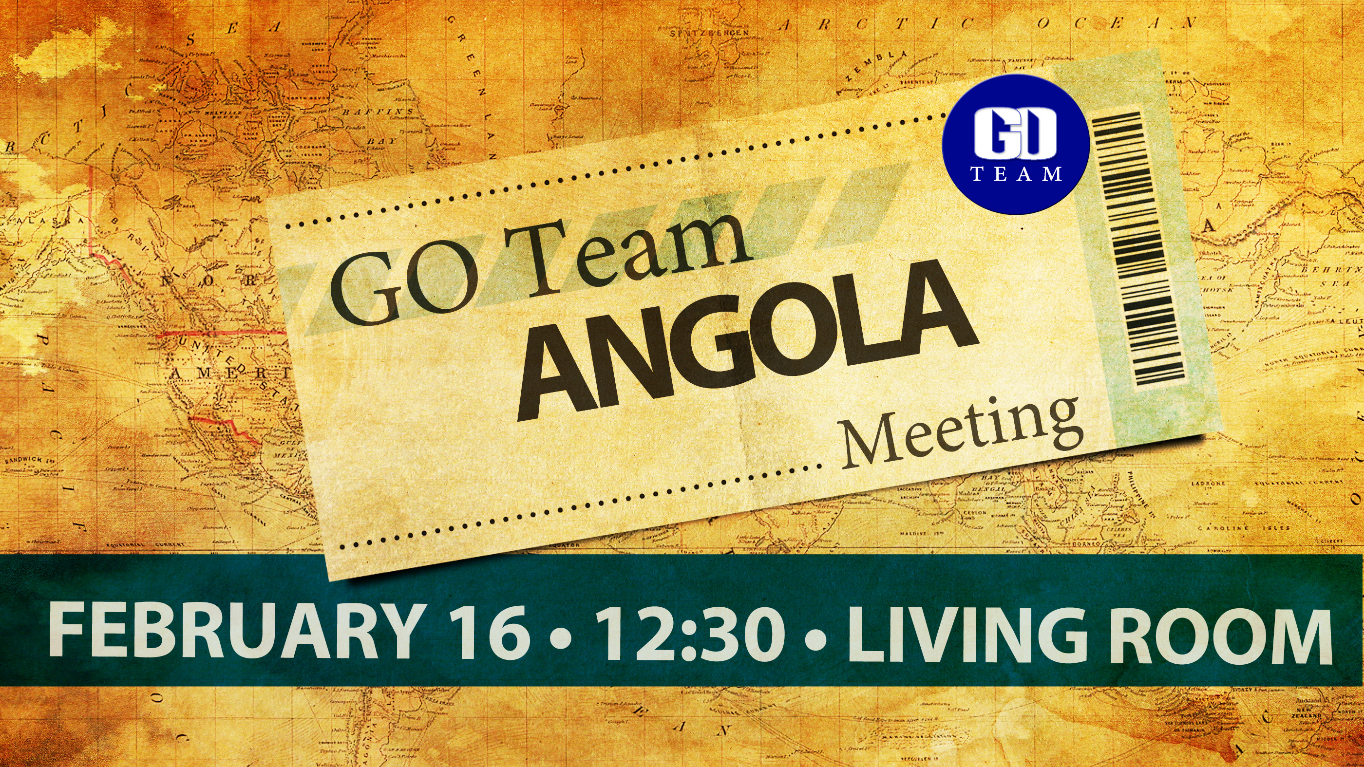 Angola GO Team Meeting
