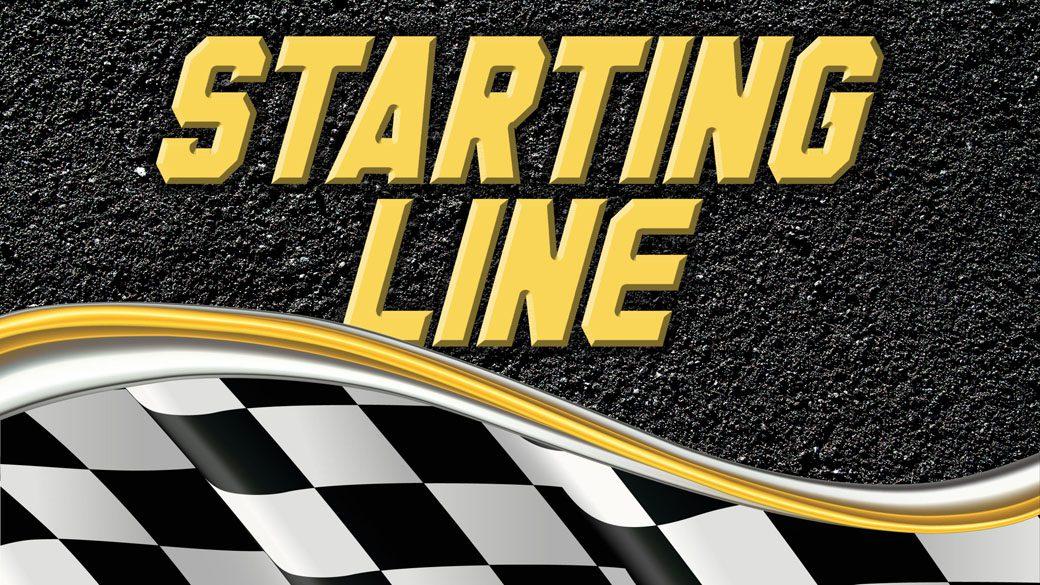 Starting Line: Week 2