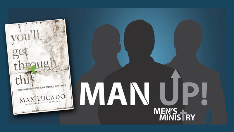 Men's Book Study: You'll Get Through This