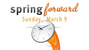 14 Spring Forward