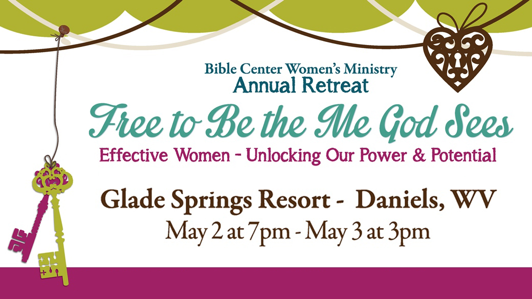 Women's Retreat: Last Sunday to Register