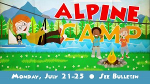 Alpine Camp Registration (Ages 8-11)