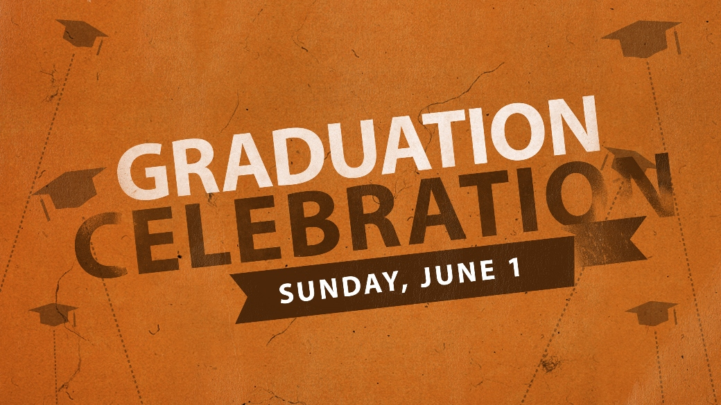 Graduation Celebration Sunday
