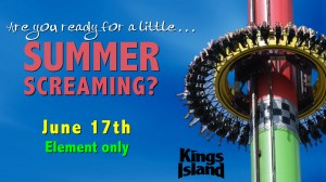 14 Kings Island - Element