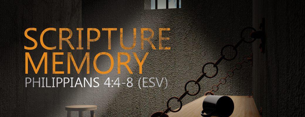 Corporate Scripture Memory