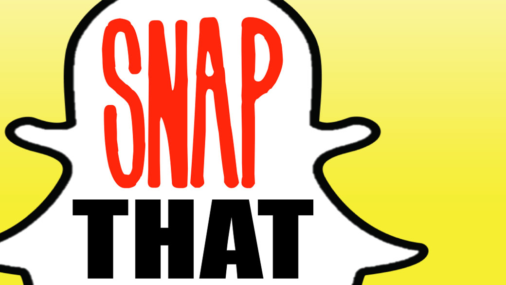 Snap That: Week 1