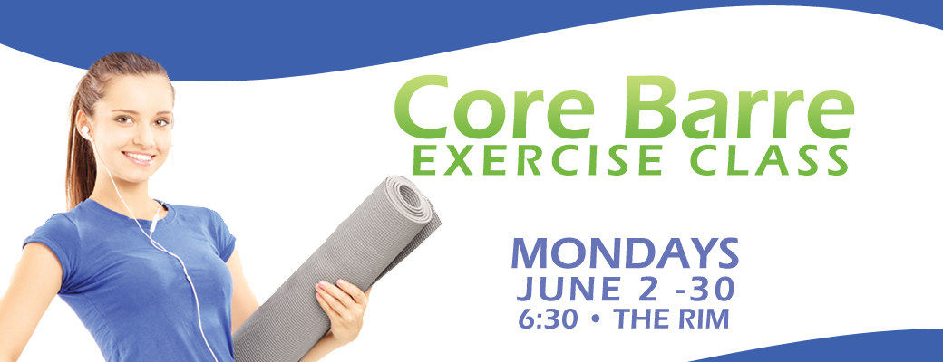 Core Barre Exercise Class