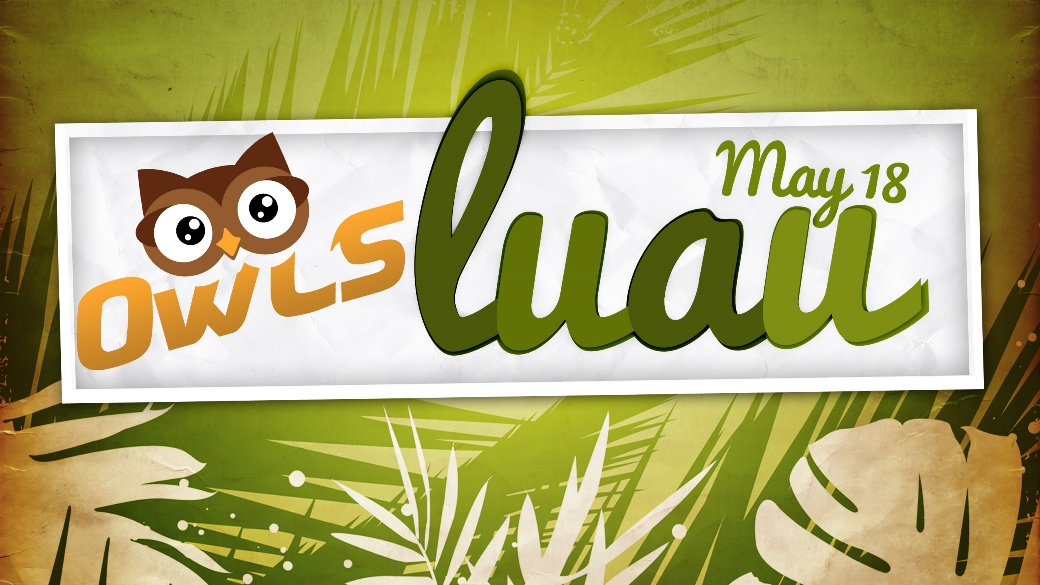 OWLS Luau Luncheon (55+)