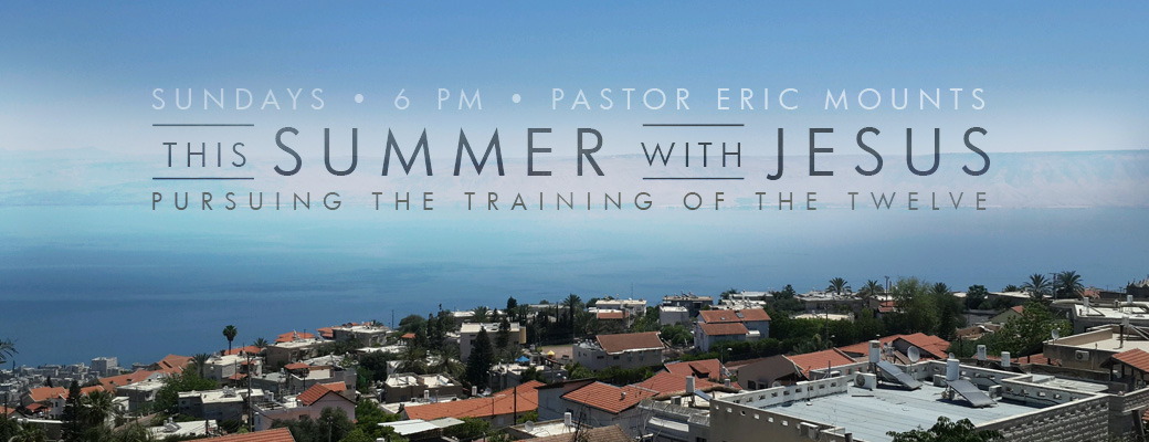 This Summer with Jesus