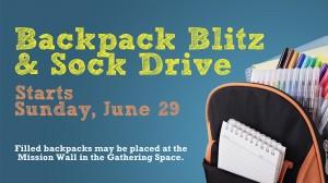 14 Back Pack Blitz