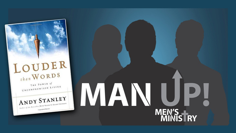 Men's Book Study: Louder than Words