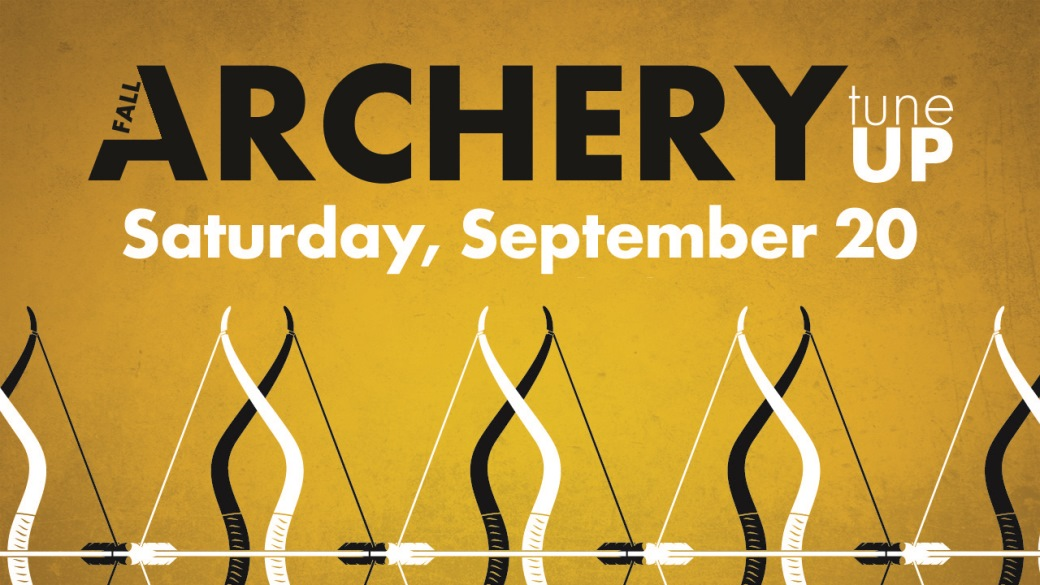 Fall Archery Tune Up