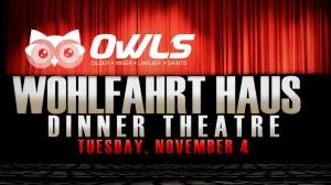 Owls Dinner Theatre