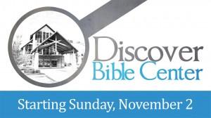 Discover Bible Center