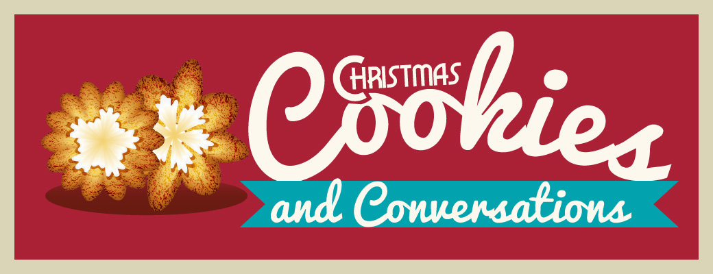 Christmas Cookies & Conversations