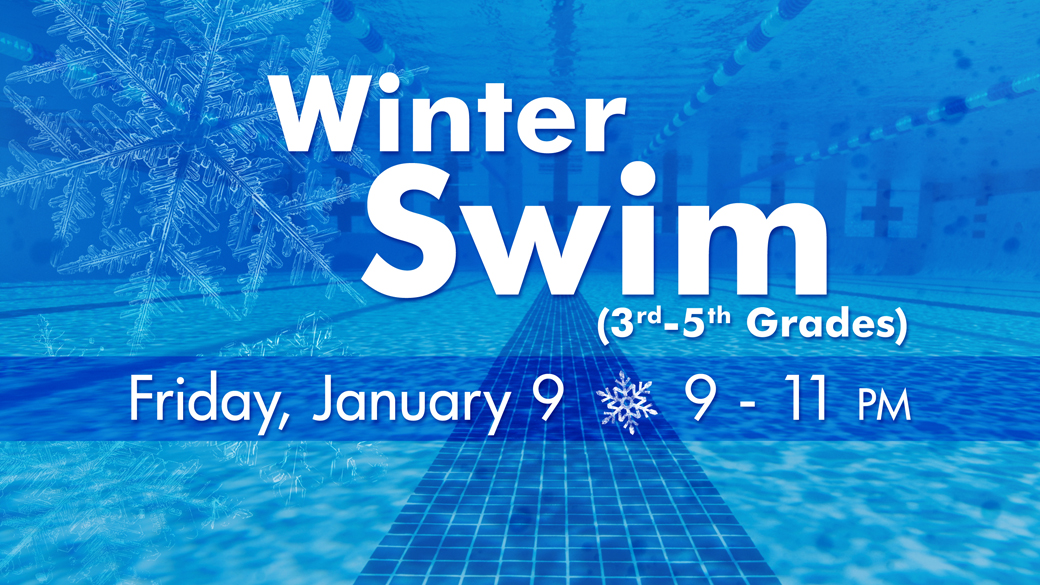 Awana Winter Swim (3rd-5th)