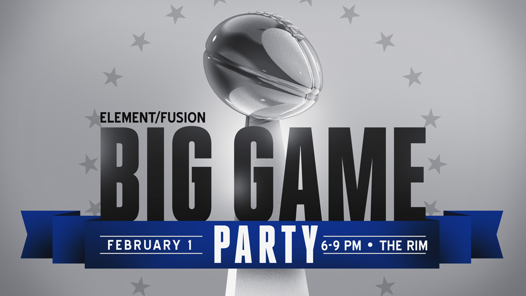 Big Game Party (Element & Fusion)