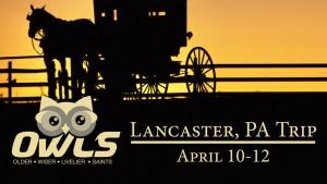 15 OWLS Amish Trip