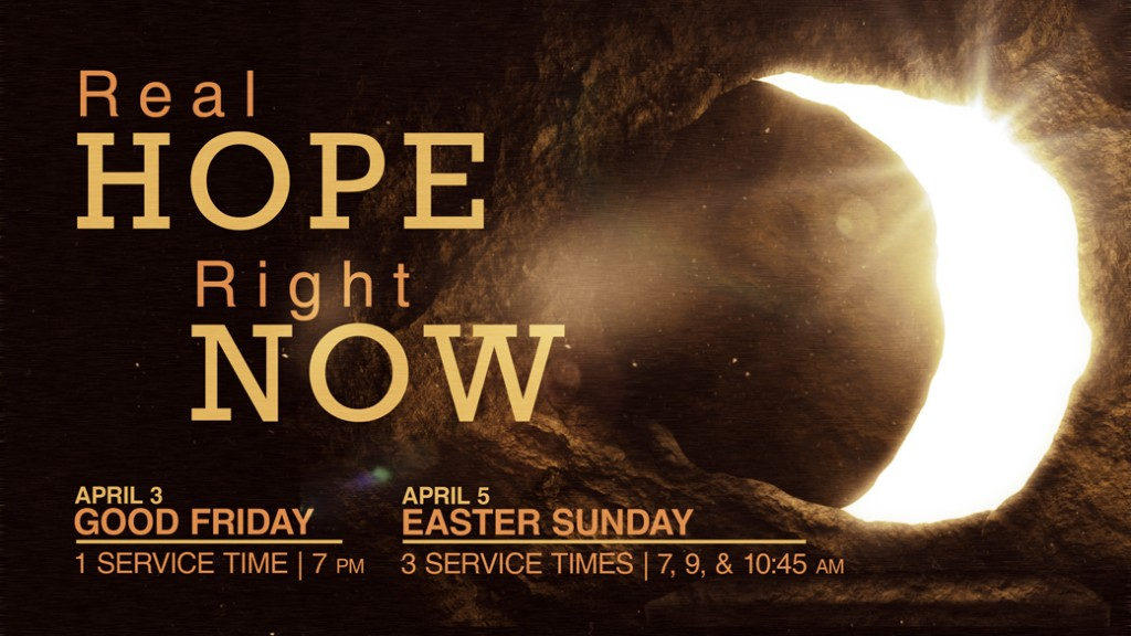 15 Easter Services