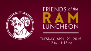 15 Friends of the RAM Luncheon