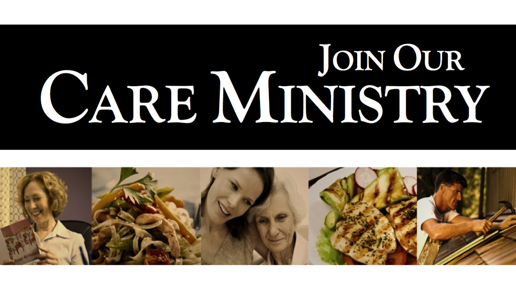 Join our Care Ministry!