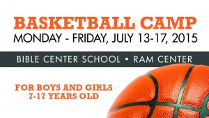 15 Basketball Camp