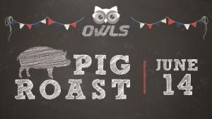15 OWLS Pig Roast