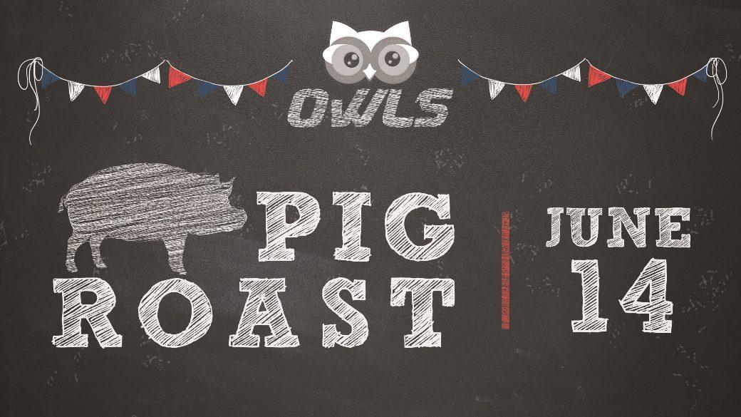 OWLS 2nd Annual Pig Roast