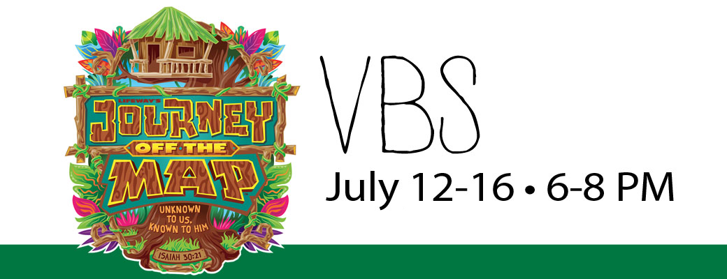 VBS 2015: Journey off the Map