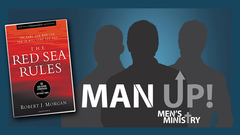 Men's Book Study: The Red Sea Rules