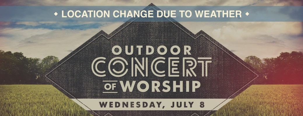Outdoor Concert of Worship