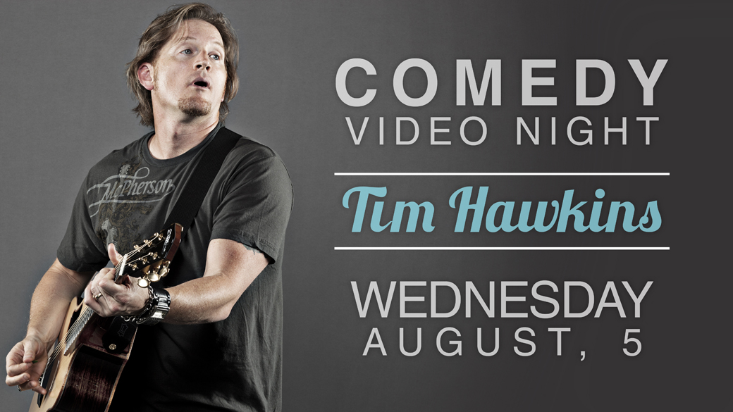 Tim Hawkins Comedy Video Night