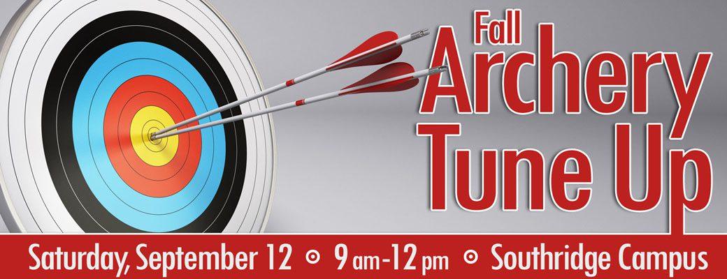 Fall Archery Tune-up