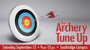 15 Archery Tune-Up