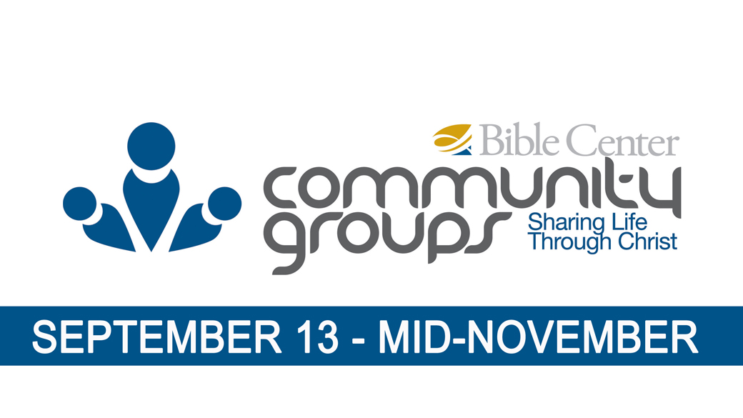 15 Fall Community Groups