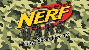 15 Nerf wars