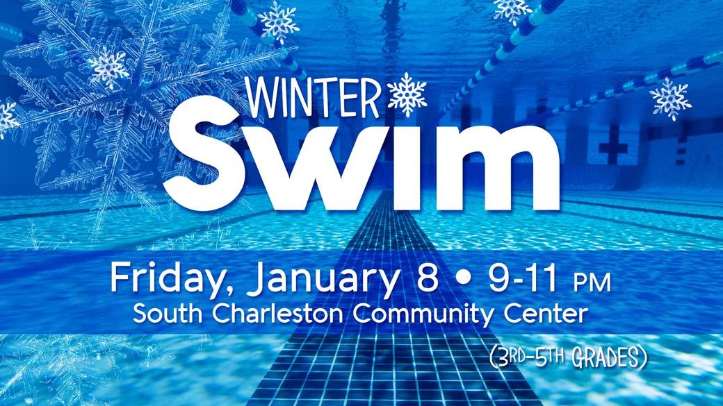 Awana Winter Swim (3rd-5th)