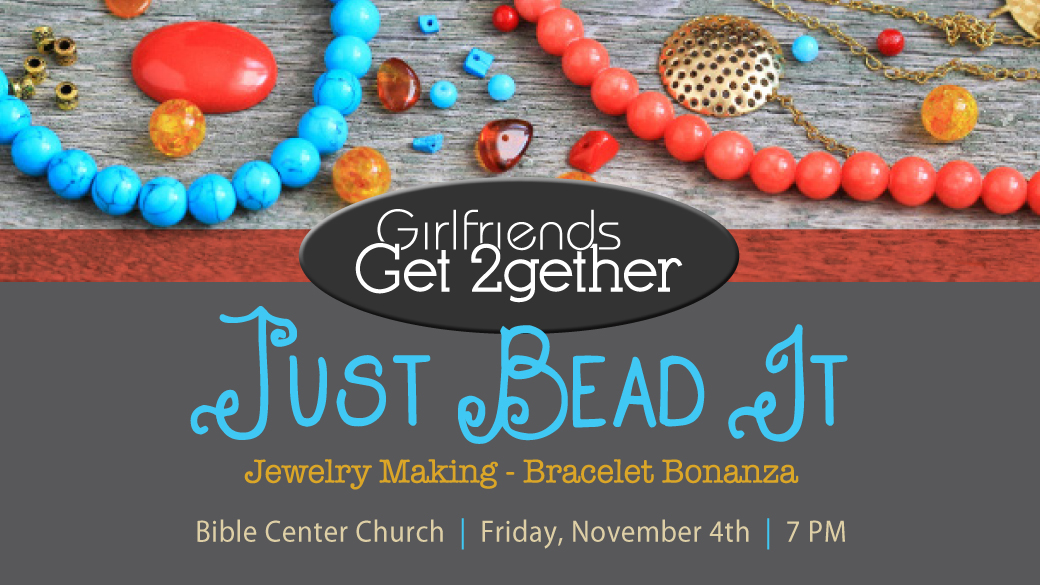 Just Bead It Women's Event