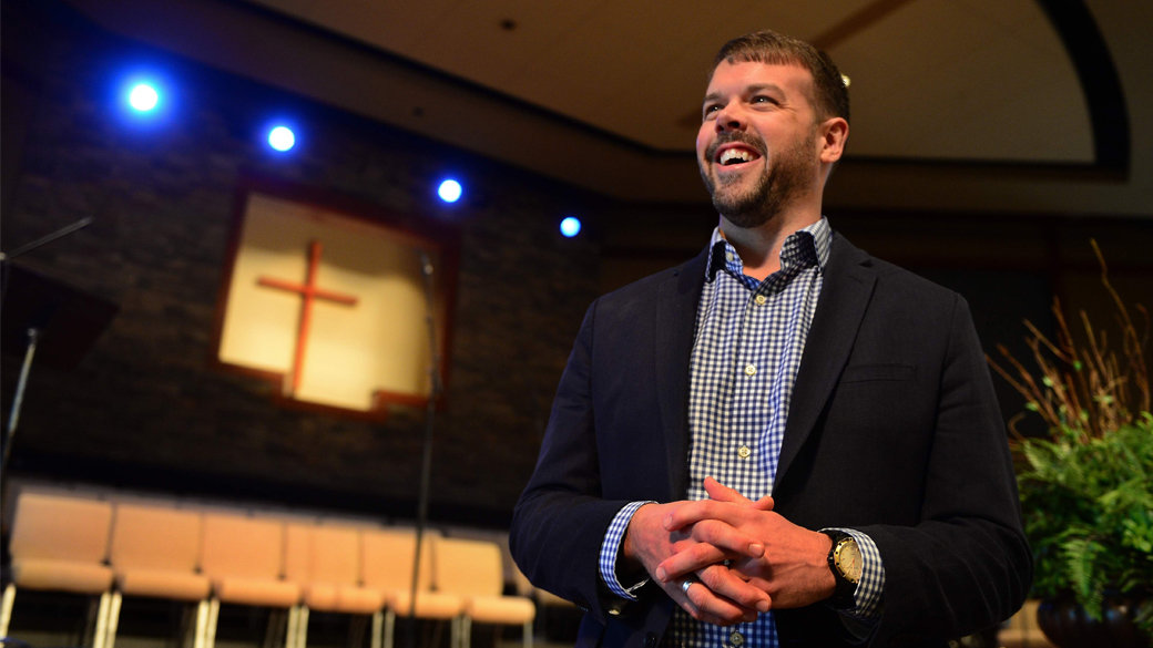 New Bible Center Leader Wants Renewal for Charleston