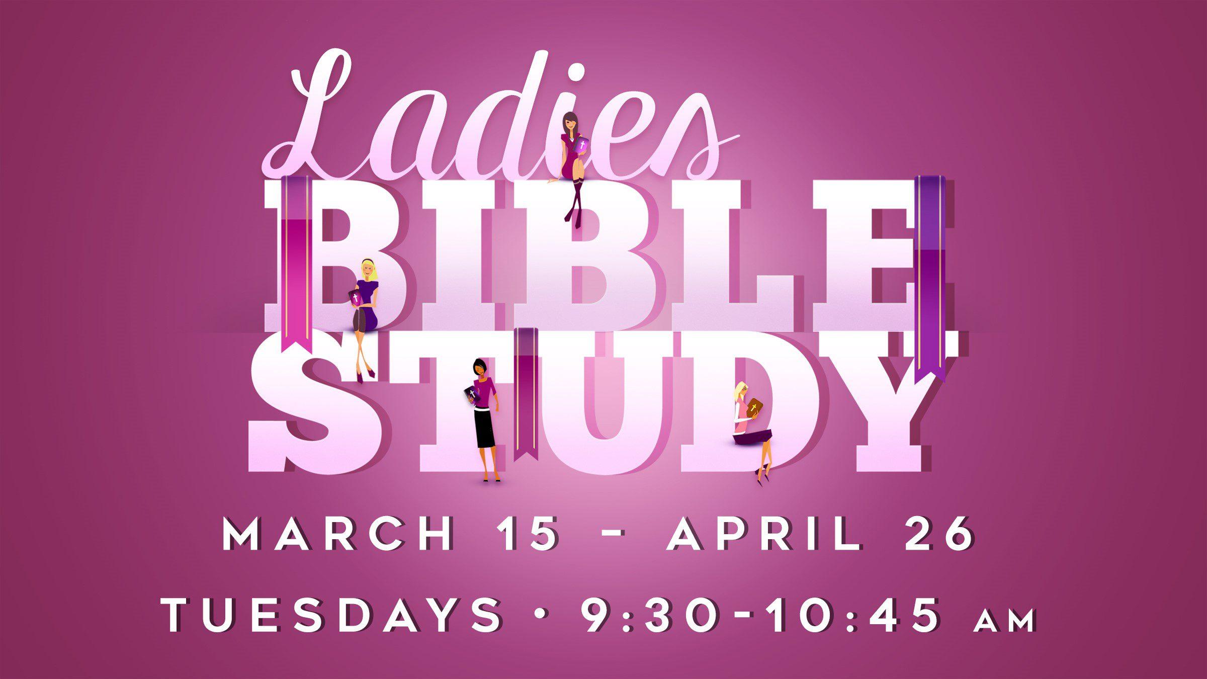 New Ladies Bible Study