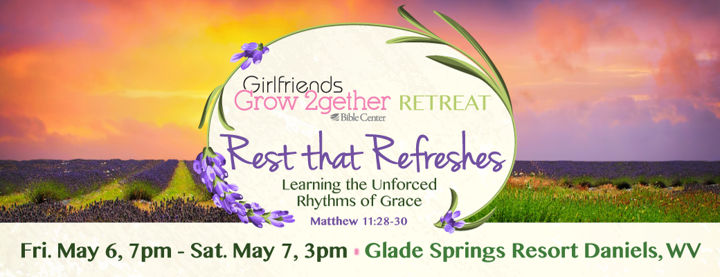 Girlfriends Grow 2gether Retreat