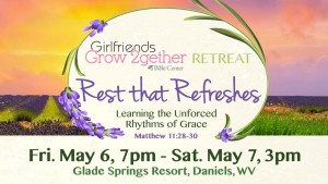 16 Womens retreat