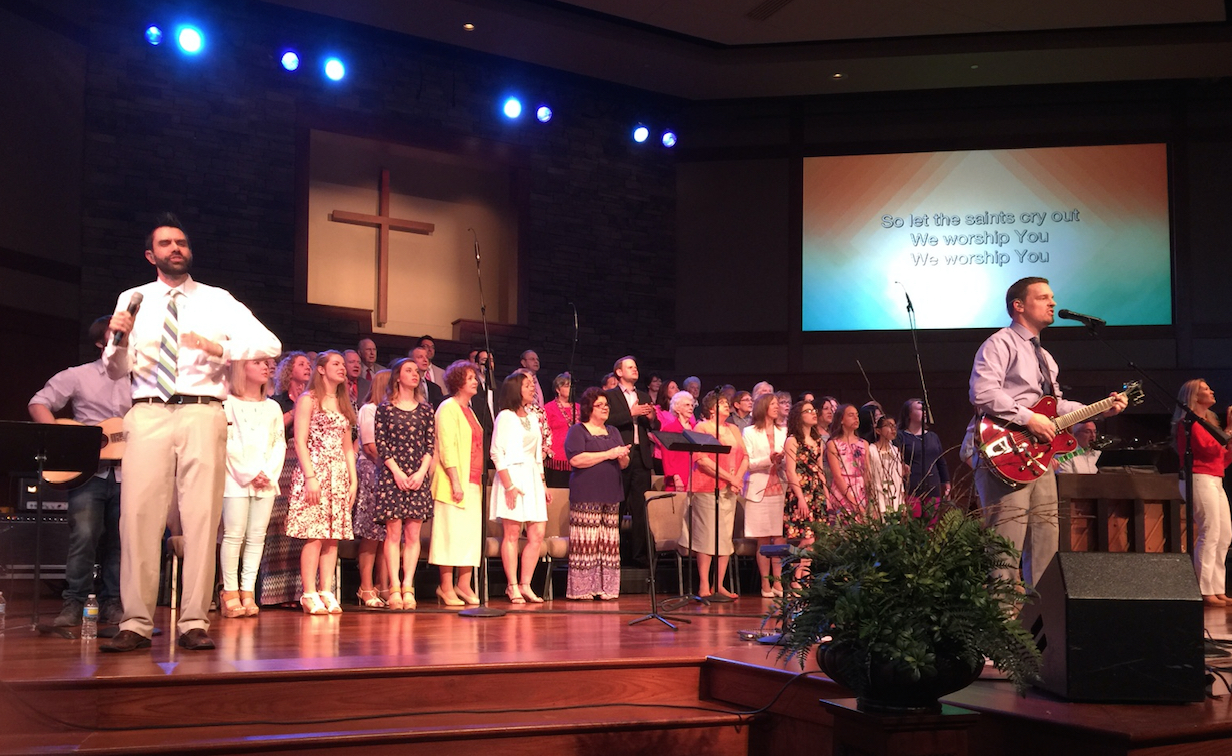 7 Reasons We Love Easter Services