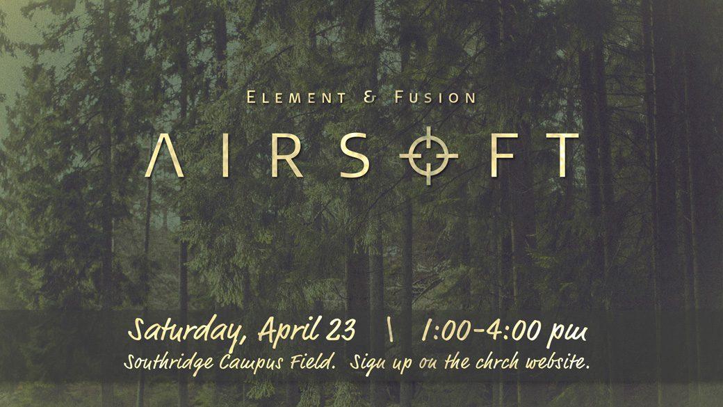 Airsoft Battle (6th-12th)